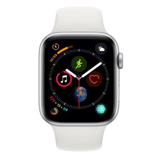 Apple Watch Series 4 Zilver