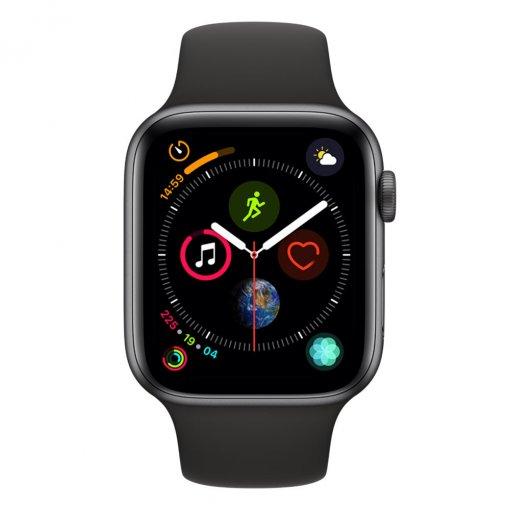 Apple Watch Series 4 Zwart