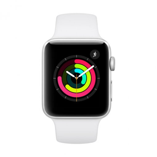 Apple Watch 3 Zilver