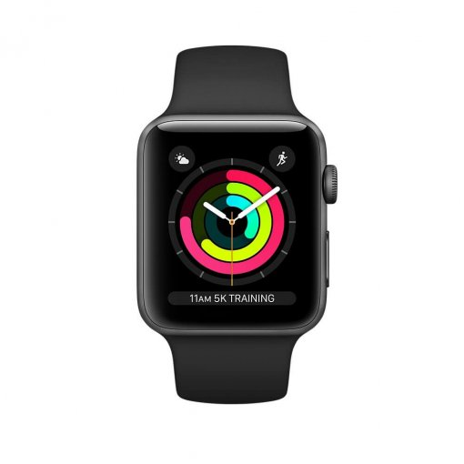 Apple Watch Series 3 Zwart