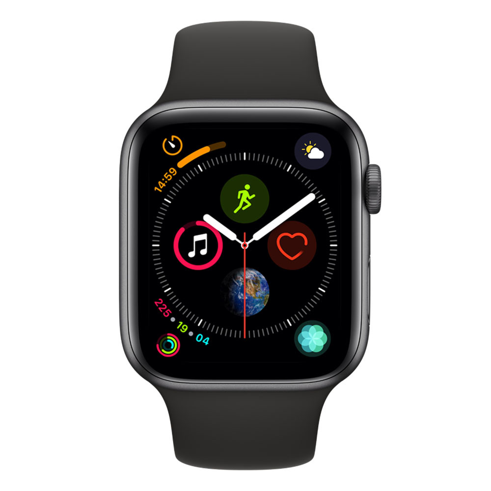 Apple Watch Series 4 Zwart