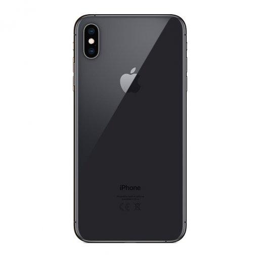 iPhone XsMax zwart achterkant