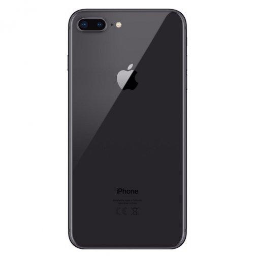 iPhone 8 plus zwart achterkant