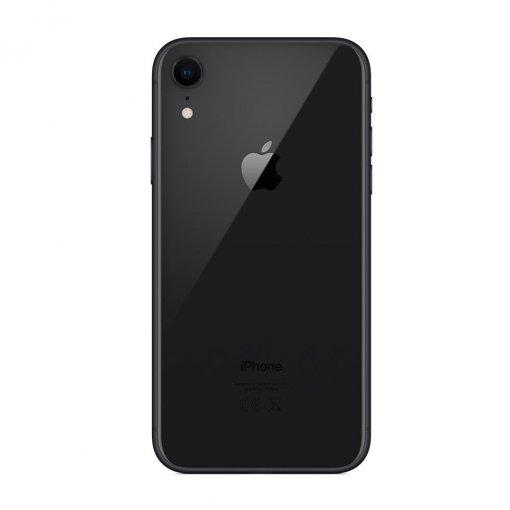 iPhone xr zwart achterkant