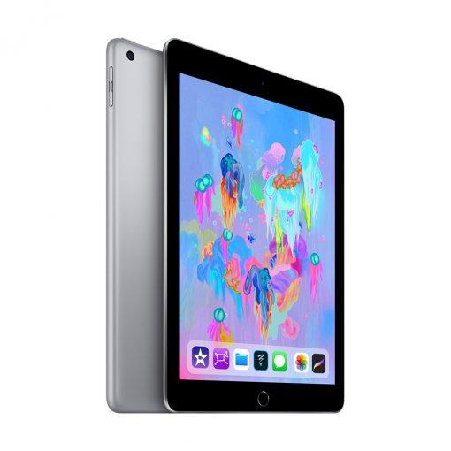 iPad 2018 zwart zij