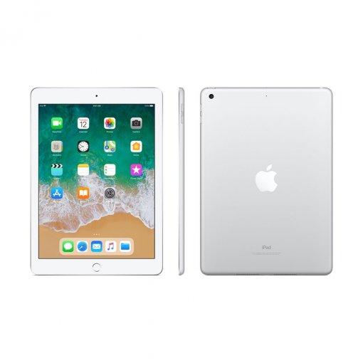 iPad 2018 zilver voor achter