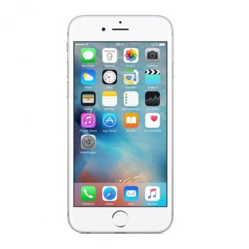 iphone 6s zilver voorkant