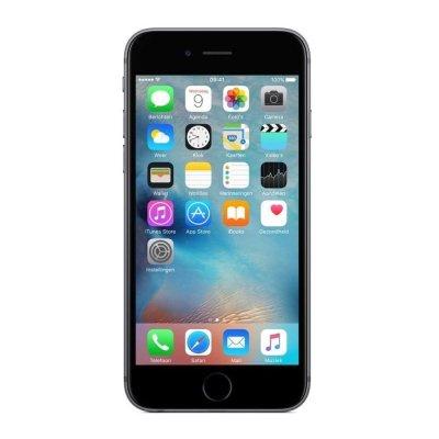 iphone 6s zwart voorkant
