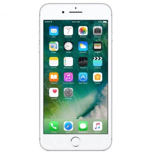 iphone 7 plus zilver voorkant