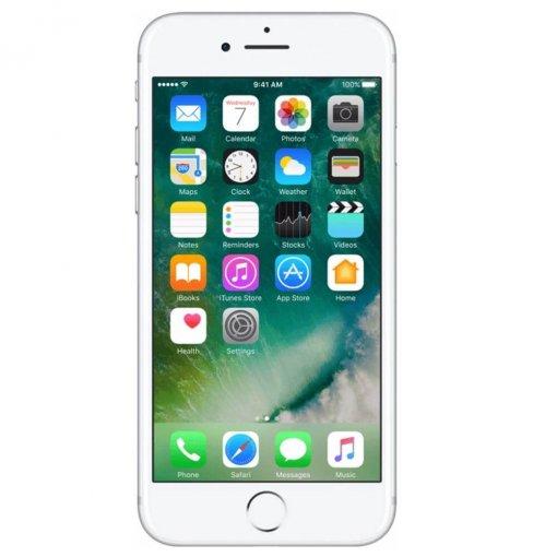 iphone 7 zilver voorkant