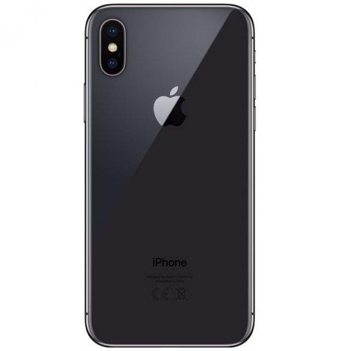 iphone x zwart achterkant