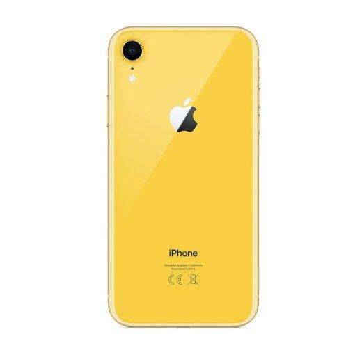 iphone xr geel achterkant
