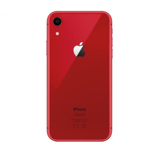 iPhone XR RED 64GB back