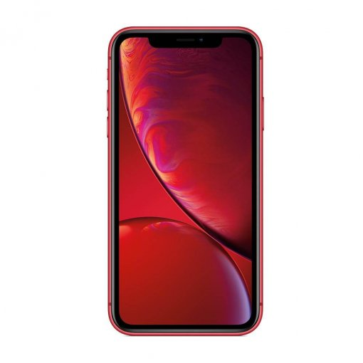 iphone xr rood voorkant