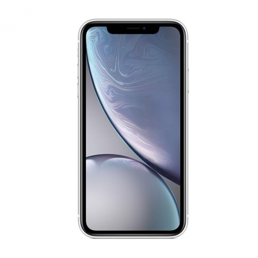 iphone xr wit voorkant