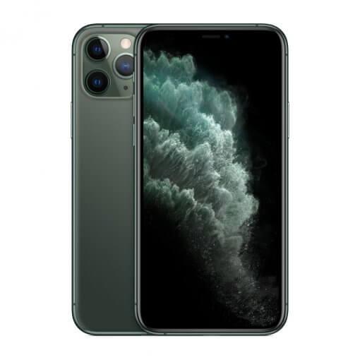 iPhone11 Pro Max - groen - voorkant en achterkant