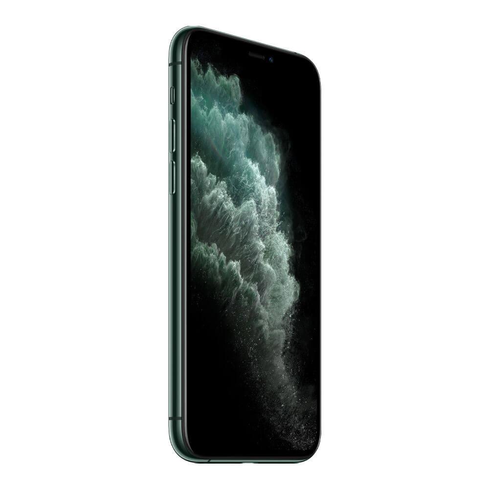 iPhone11 Pro Max - groen - voorkant