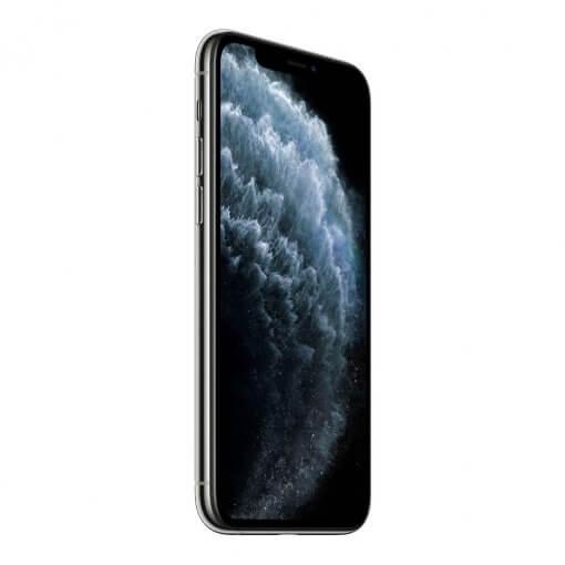 iPhone11 Pro Max - zilver - voorkant