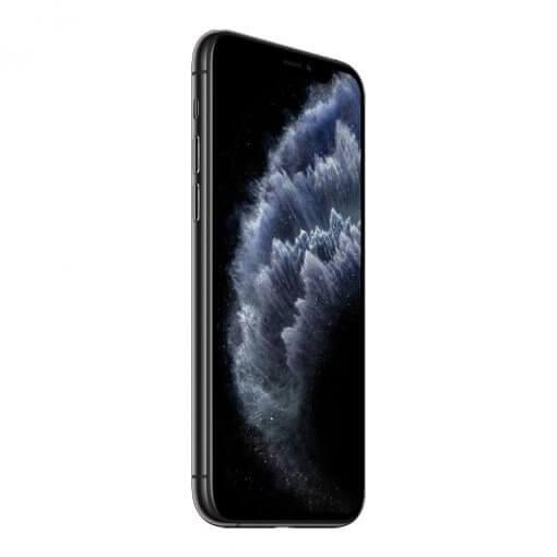iPhone11 Pro Max - zwart - voorkant