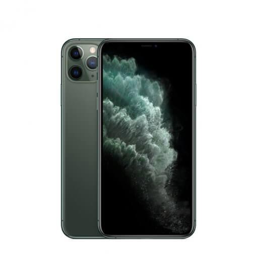 iPhone11 Pro - groen - voorkant en achterkant