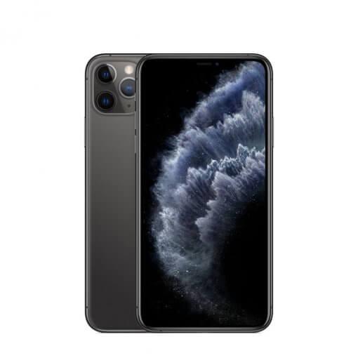 iPhone11 Pro - zwart - voorkant en achterkant
