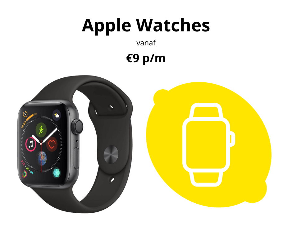Apple Watches aanbieding
