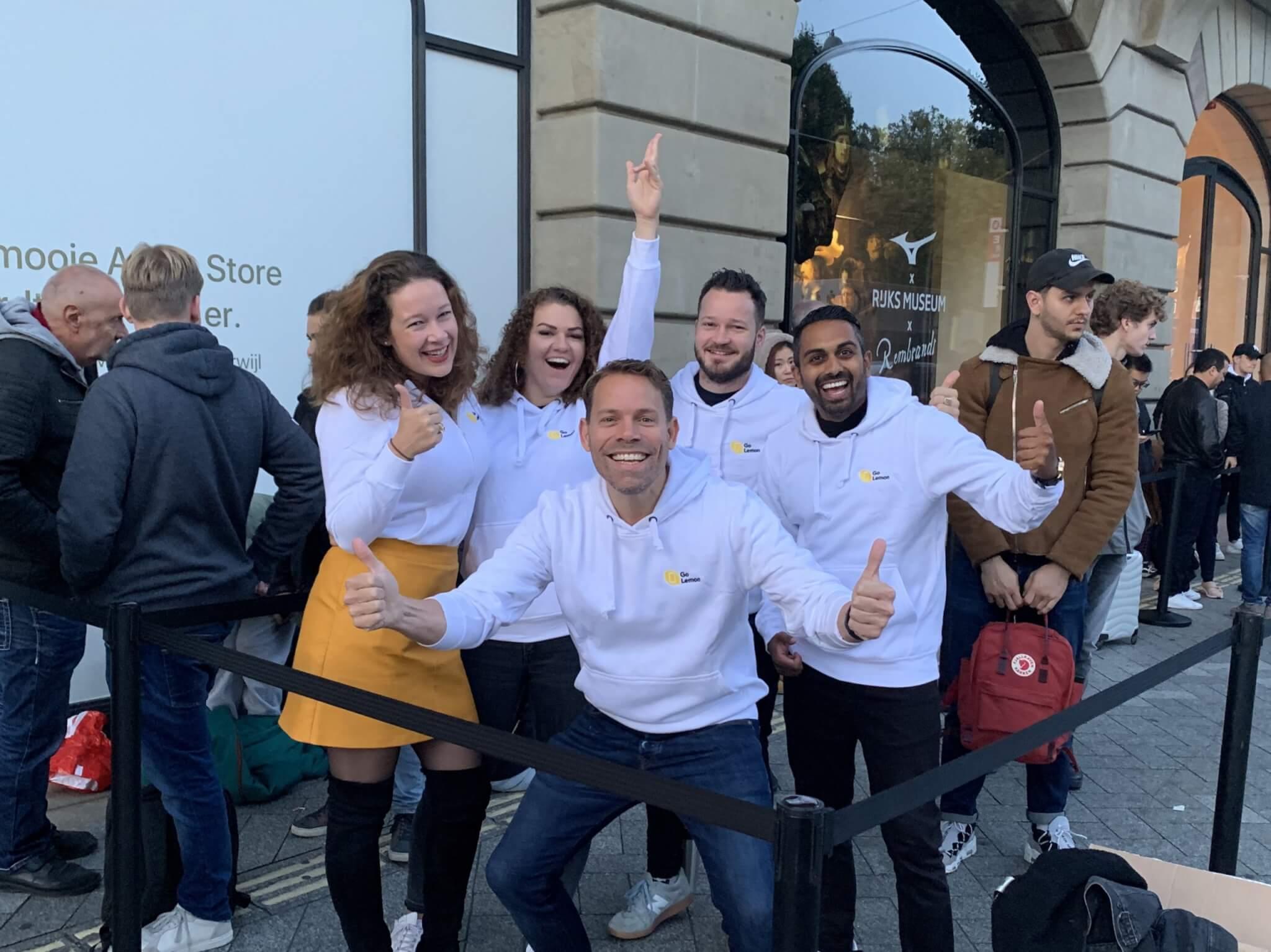 Team Go Lemon